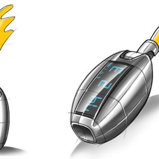USB Drive Concept design– A Sebbahi Solutions Ltd. product design