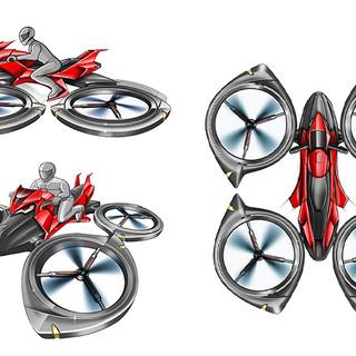 Hovercraft Concept Design image 5