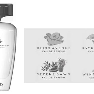 SVARCIS Perfume Design (Logo Concept)
