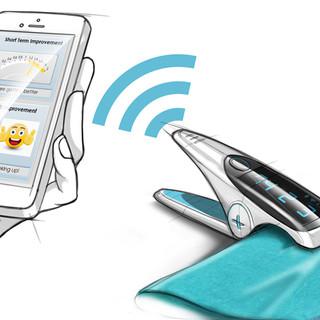 Smart clip concept image 2