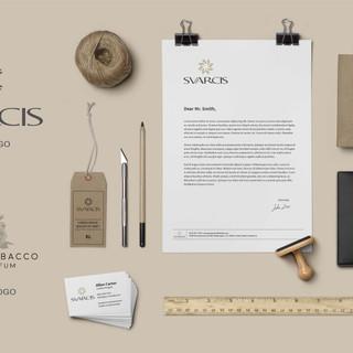 SVARCIS Product and Logo Design – Mockup Image 1 – Designed by Sebbahi Solutions Ltd.