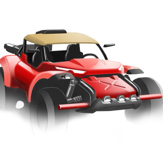 Buggy Concept Design image 3