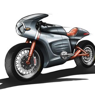Bike Concept Design image 1 – Vehicle design by Sebbahi Solutions Ltd. – Automobile designing