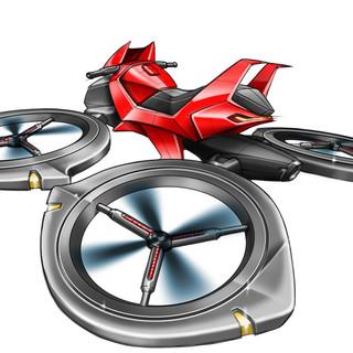 Hovercraft Concept Design image 3