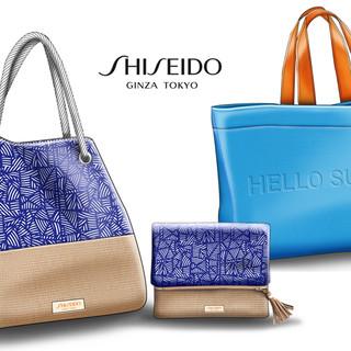 SHISEIDO (Ginza Tokyo) Bag Concept Product Design # 02