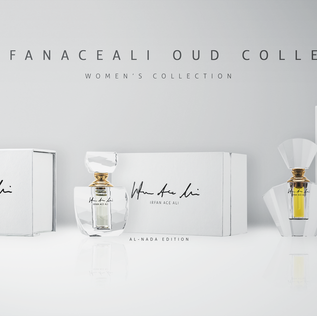 The IrfanAceAli Oud Collection for Women – Designed by Sebbahi Solutions Ltd.