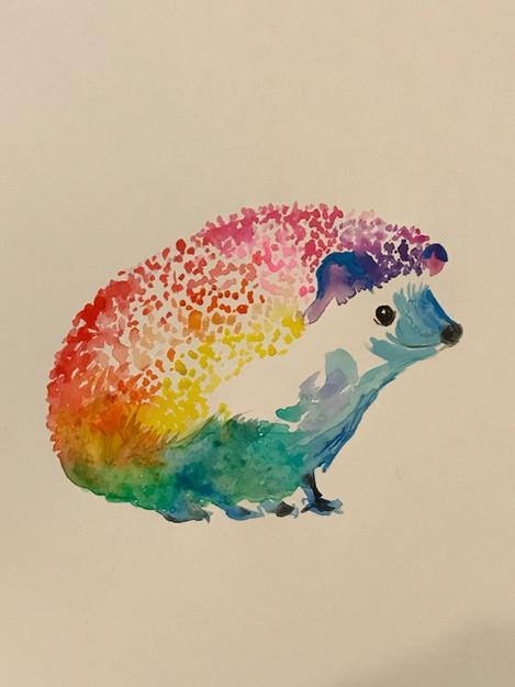 Party Hedgehog