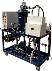 Industrial Oil Purification Unit