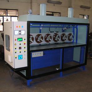 Batch Type Machine