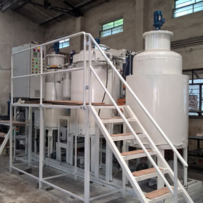 Double Storage Vacuum Impregnation Plant