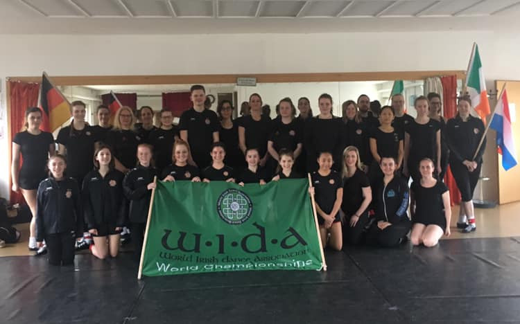 Irish Dancers Duisburg