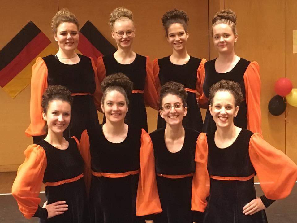 Ceili Team Irish Dance