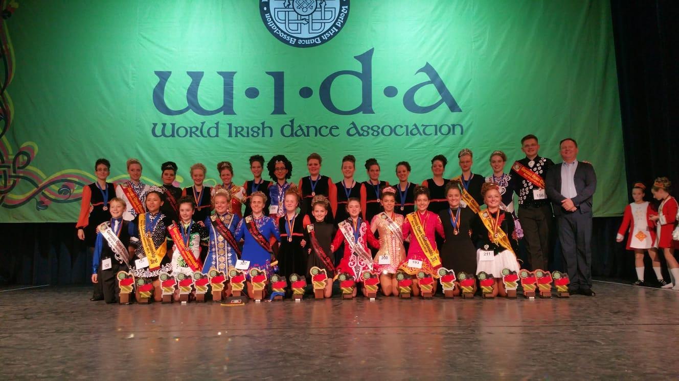 group photo Wida championships