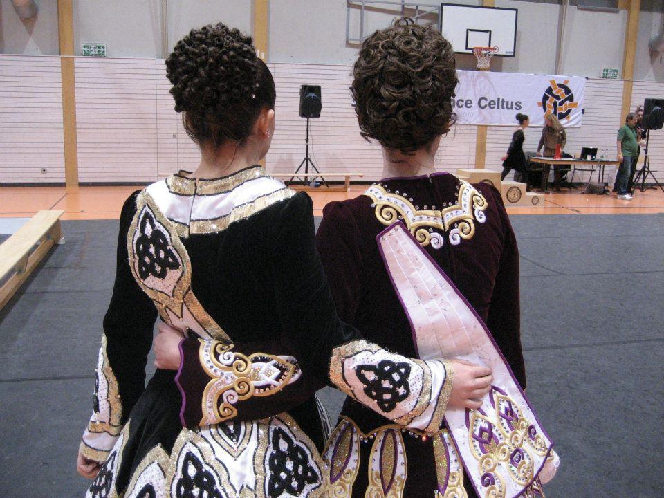 Irish Dance Friends