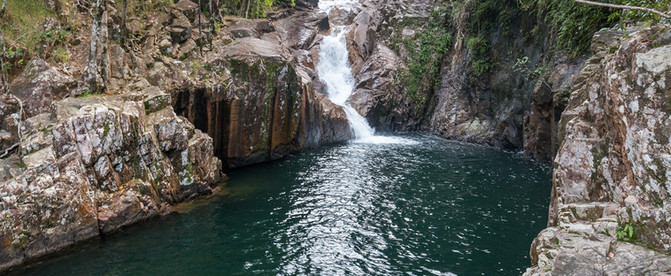 2 Araluen Cascades Finch Hatton Gorge.jp