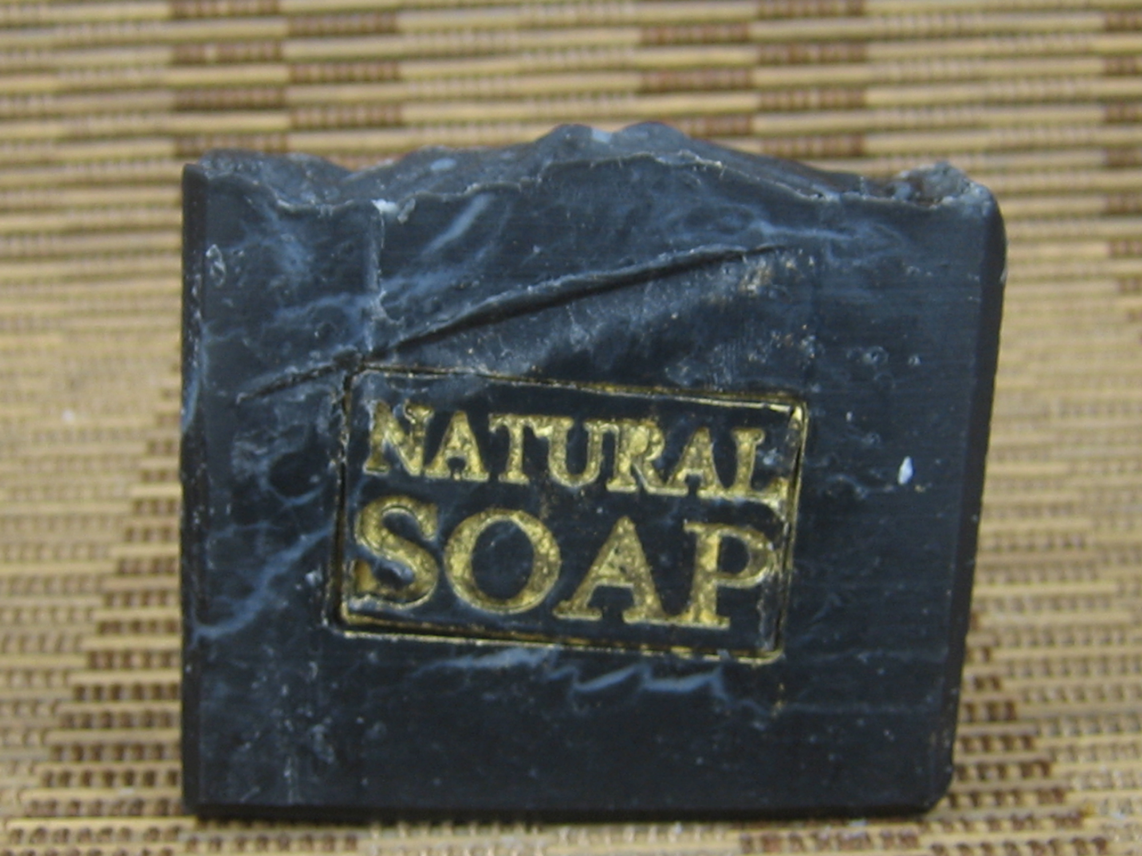 Charcoal CP Soap