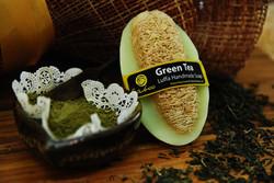 Green Tea with Luffa