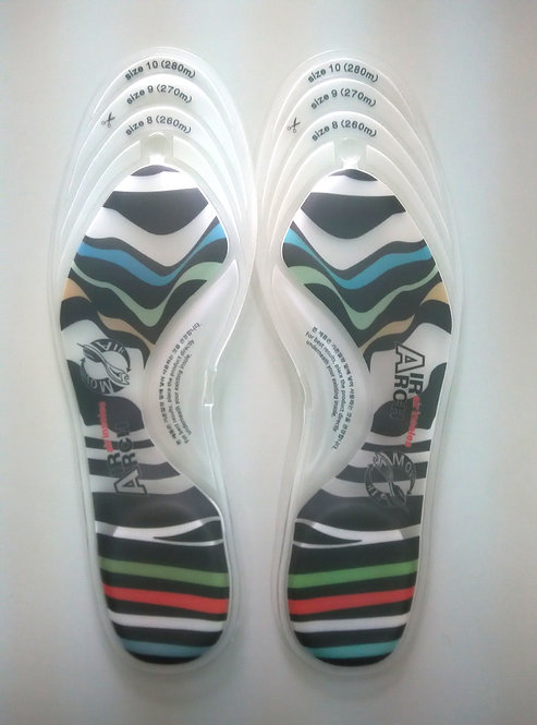 AAEAAF AirArch Full Air Insole (2 Sizes)