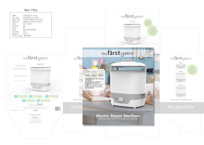 TFY_ElectricSteamSterilizer_Packaging_La