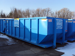 commercial roll off containers