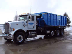 new roll off truck
