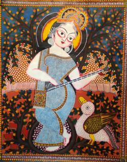 Vak Devi Saraswati