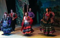 Цыганское счастье Петербургская оперетта Сергея Шалагина (37)