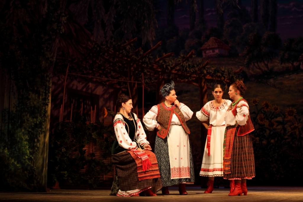 Свадьба в Малиновке Петербургская оперетта Сергея Шалагина (10)