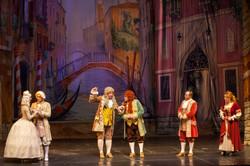 Труффальдино из Бергамо Петербургская оперетта Сергея Шалагина (9)