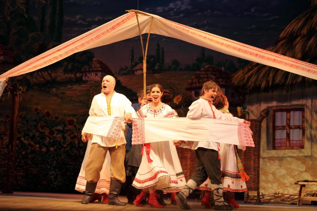 Свадьба в Малиновке Петербургская оперетта Сергея Шалагина (64)