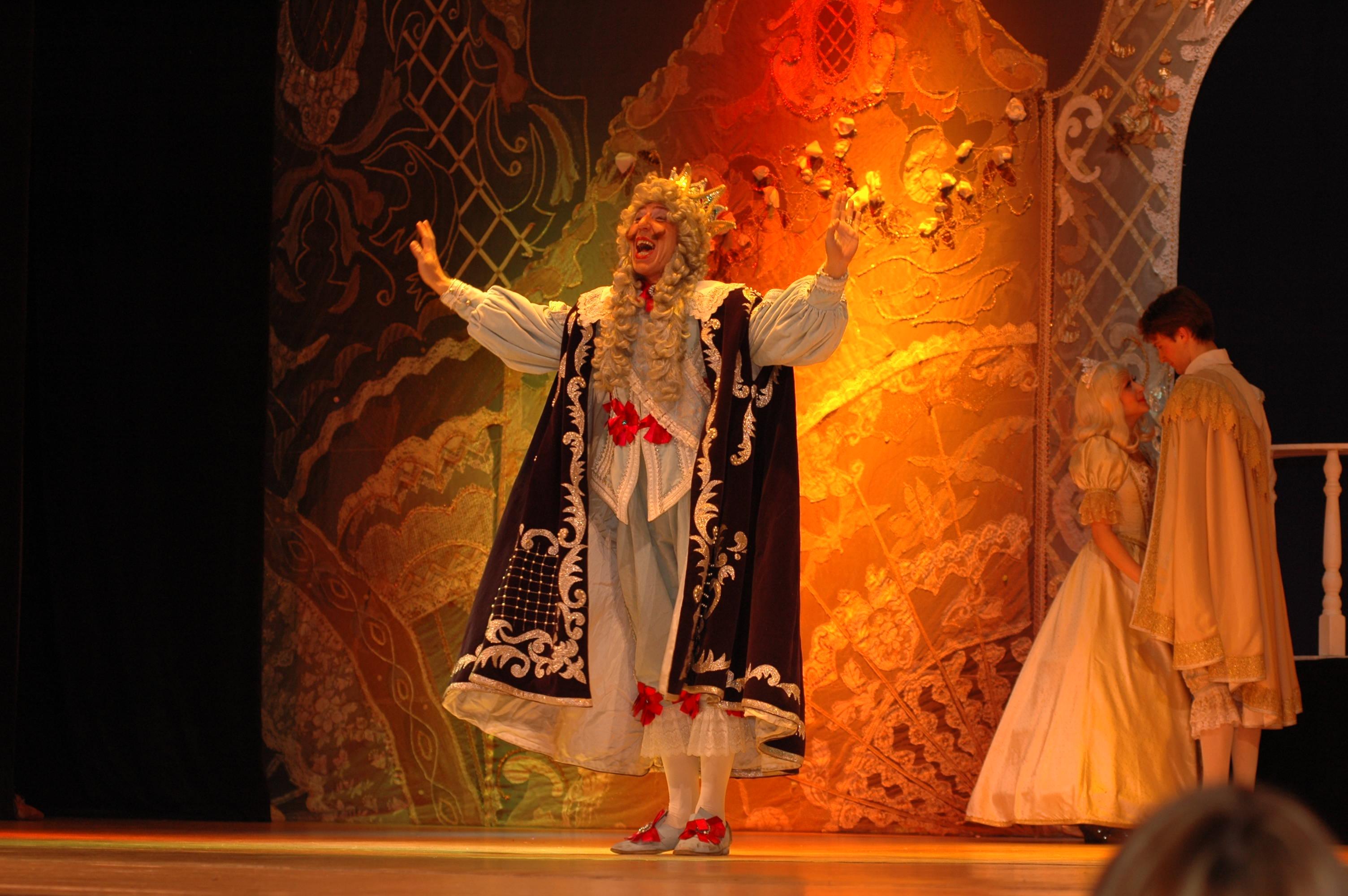 Золушка Петербургская оперетта Сергея Шалагина (34)