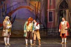 Труффальдино из Бергамо Петербургская оперетта Сергея Шалагина (10)