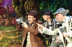 Три поросёнка   Петербургская оперетта