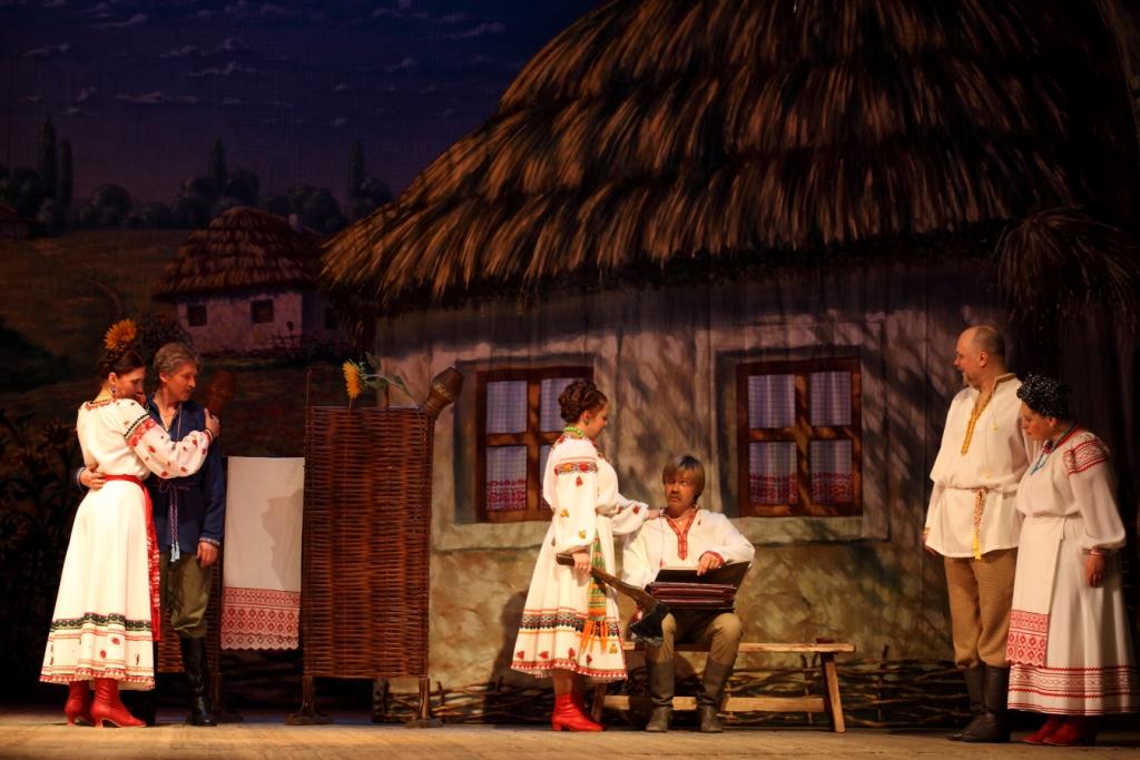 Свадьба в Малиновке Петербургская оперетта Сергея Шалагина (55)