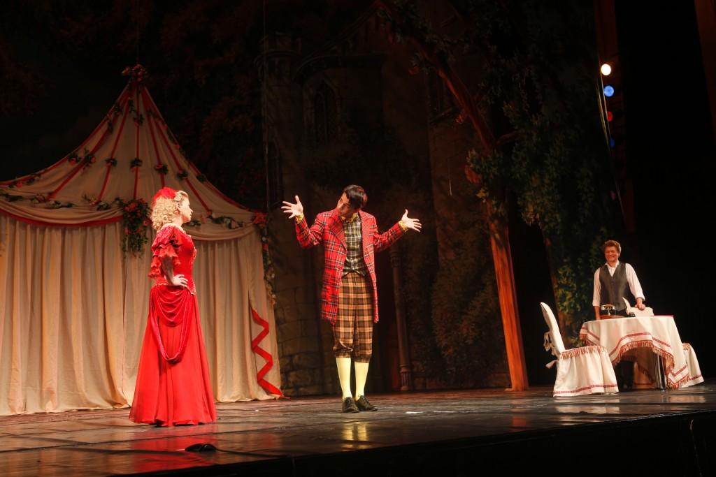 Марица Петербургская оперетта Сергея Шалагина (19)