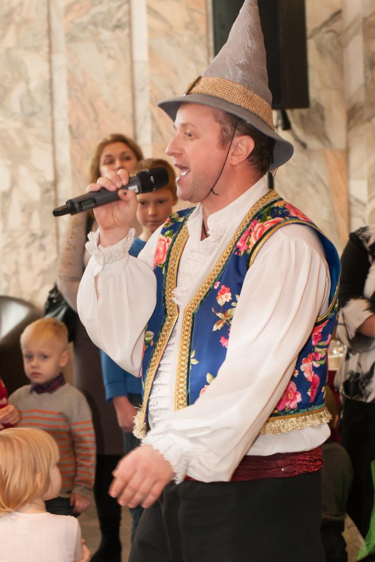 Новогодние приключения Белоснежки Петербургская оперетта Сергея Шалагина (22)