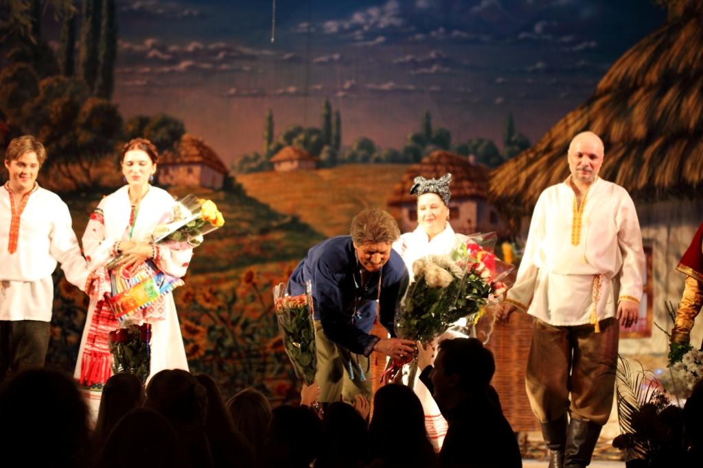 Свадьба в Малиновке Петербургская оперетта Сергея Шалагина (68)