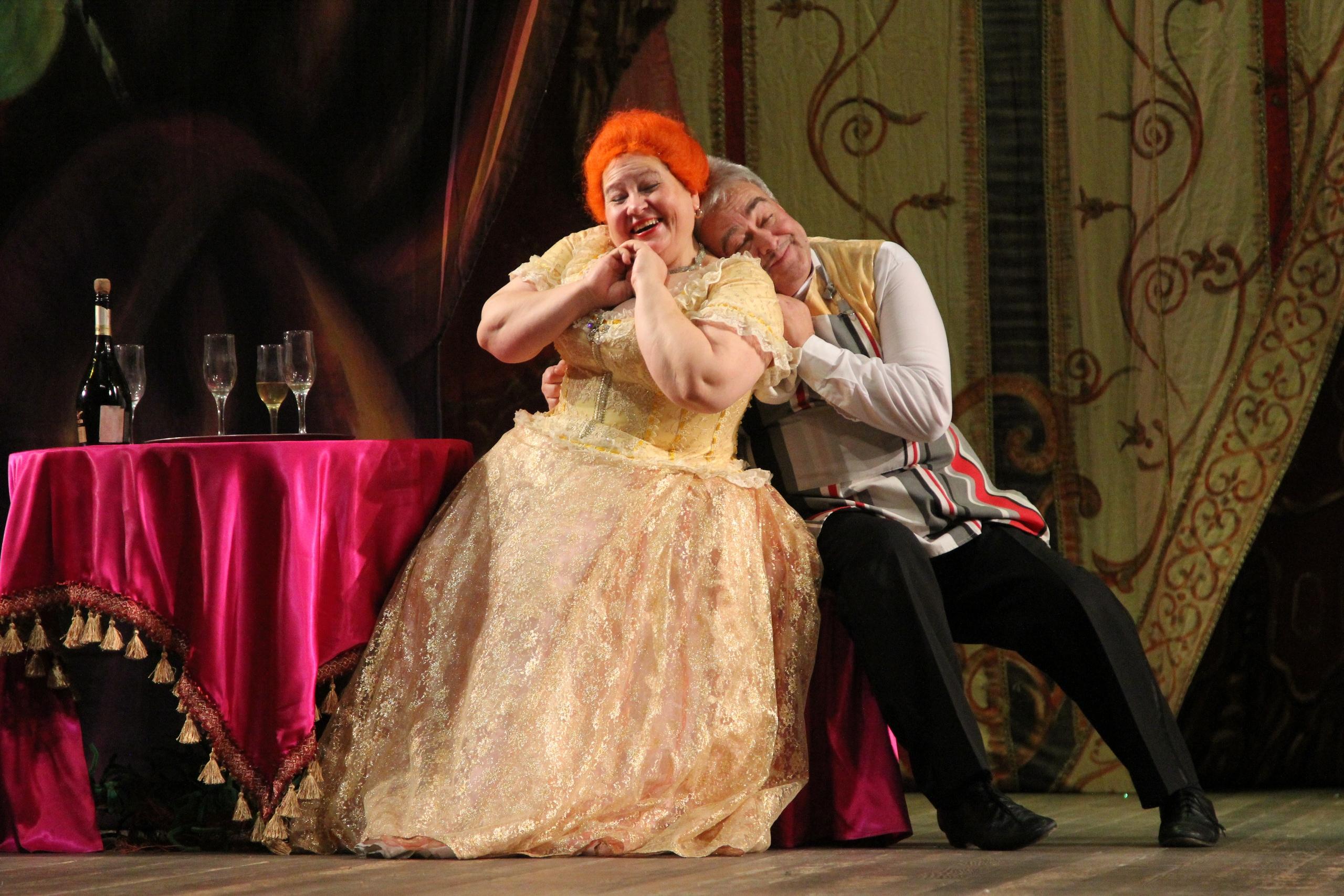 Мистер Икс   Петербургская оперетта