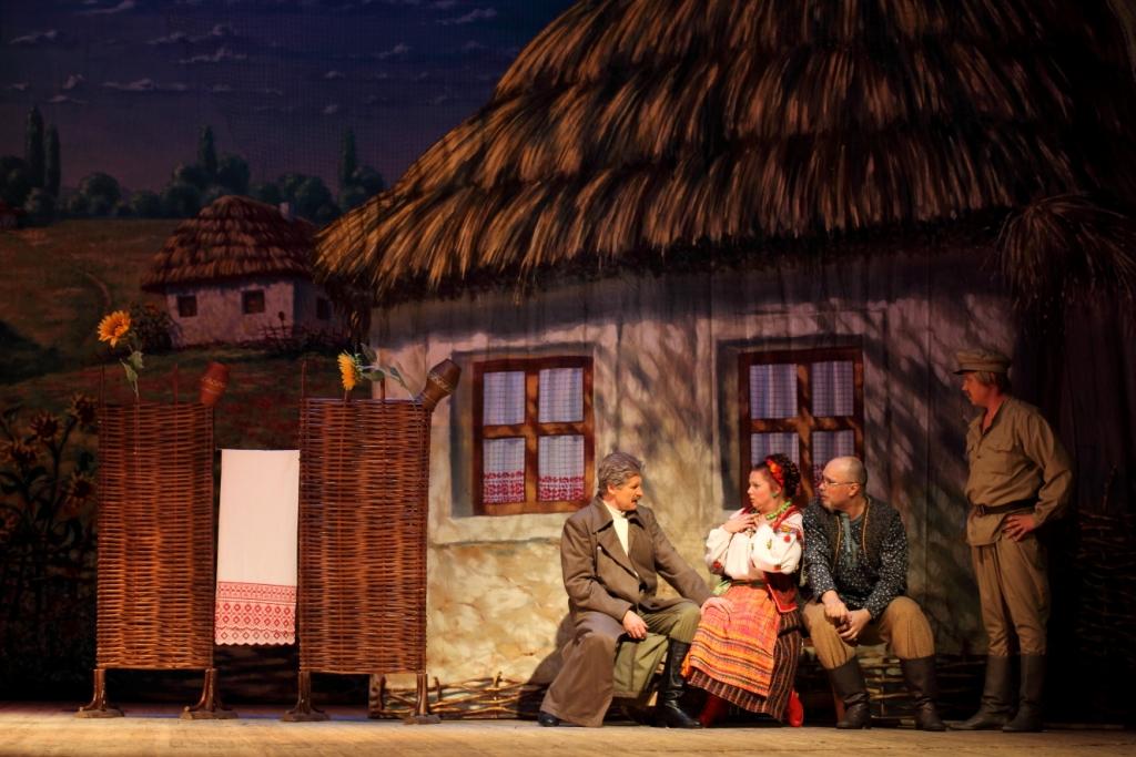 Свадьба в Малиновке Петербургская оперетта Сергея Шалагина (39)