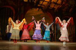 Бабий бунт | Петербургская оперетта