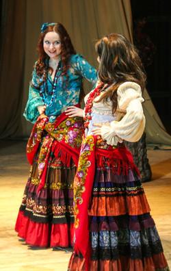 Цыганское счастье Петербургская оперетта Сергея Шалагина (1)
