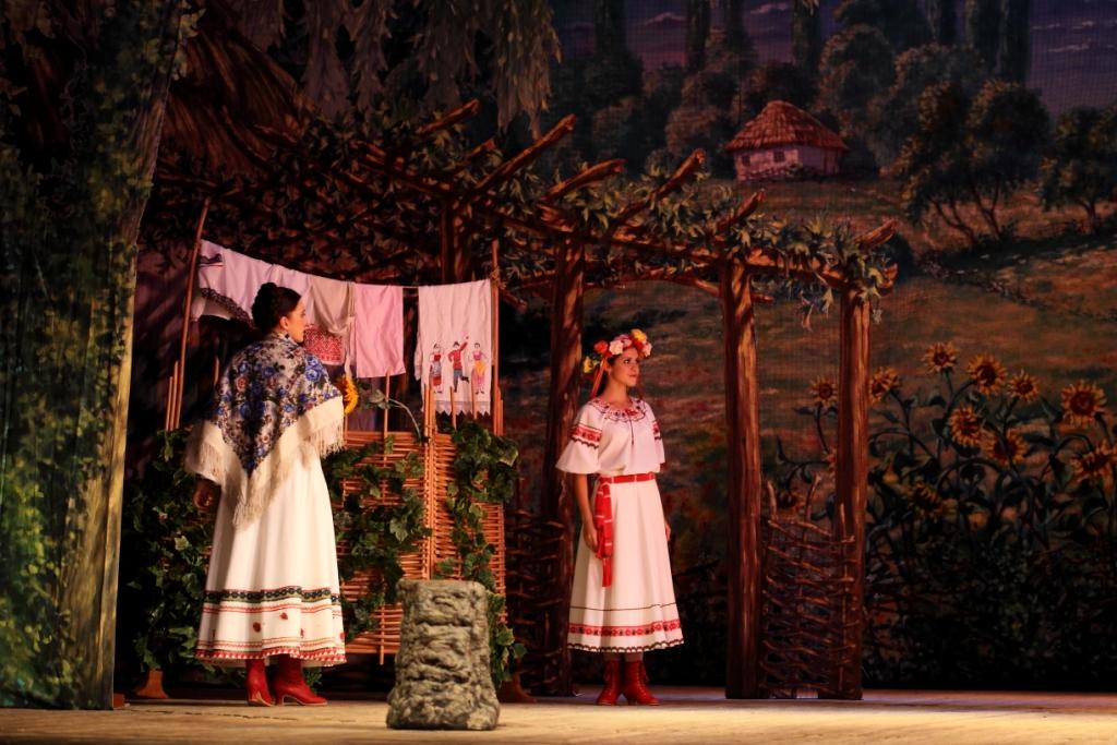 Свадьба в Малиновке Петербургская оперетта Сергея Шалагина (45)