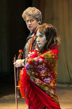 Цыганское счастье Петербургская оперетта Сергея Шалагина (32)