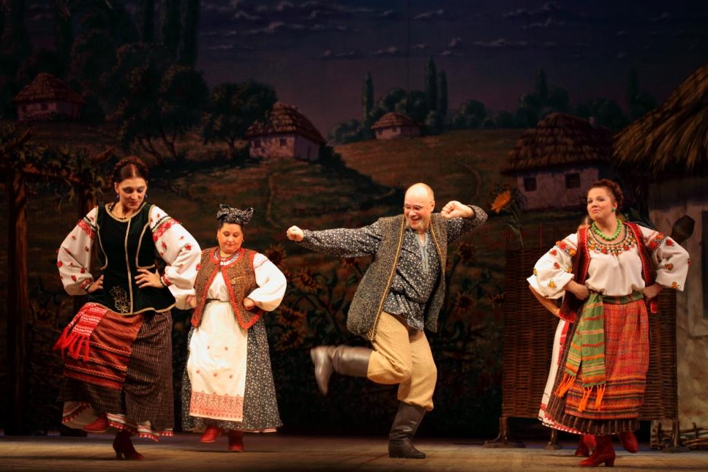 Свадьба в Малиновке Петербургская оперетта Сергея Шалагина (11)