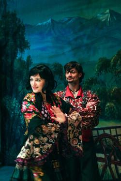 Цыганское счастье Петербургская оперетта Сергея Шалагина (38)