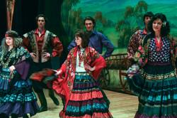 Цыганское счастье Петербургская оперетта Сергея Шалагина (28)