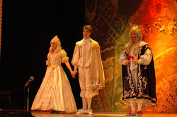 Золушка Петербургская оперетта Сергея Шалагина (36)