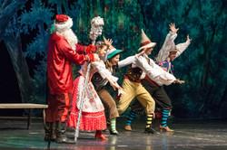 Новогодние приключения Белоснежки Петербургская оперетта Сергея Шалагина (16)