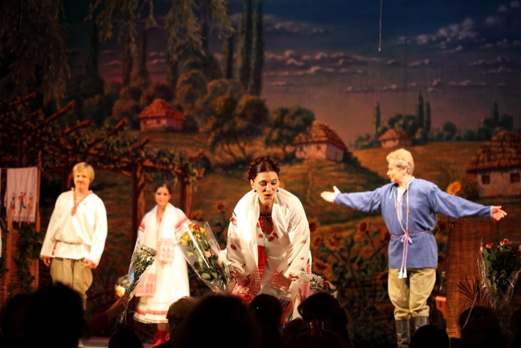 Свадьба в Малиновке Петербургская оперетта Сергея Шалагина (67)
