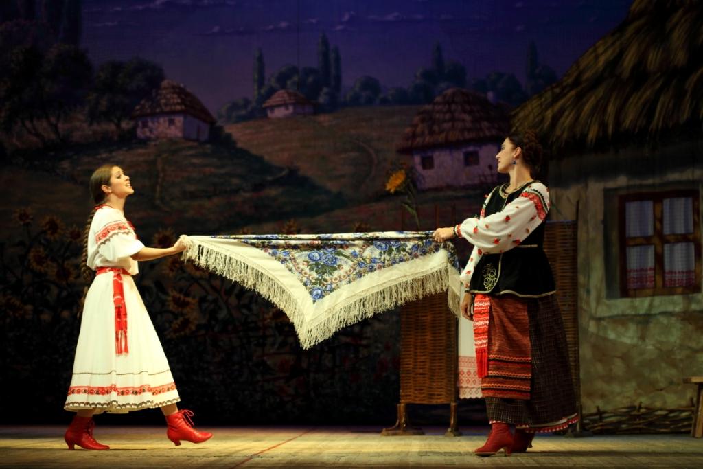Свадьба в Малиновке Петербургская оперетта Сергея Шалагина (7)